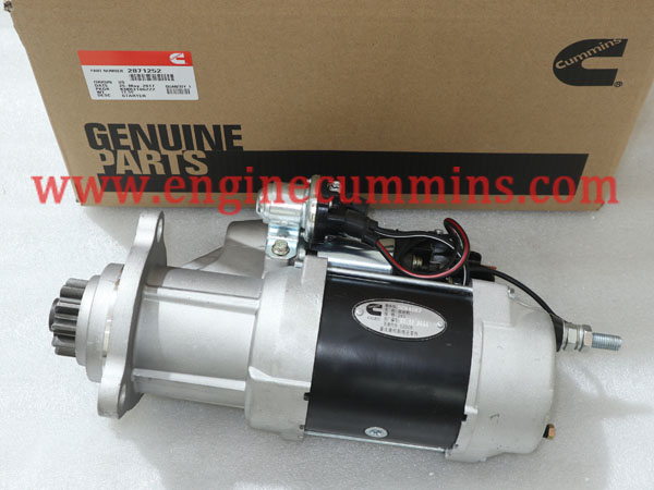 Cummins 2871252 Motor de arranque
