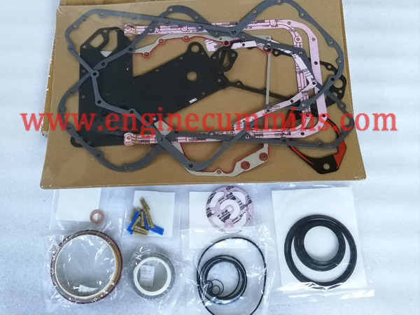 الكمون 3800558 6C Engine Lower Engine Gasket Kit