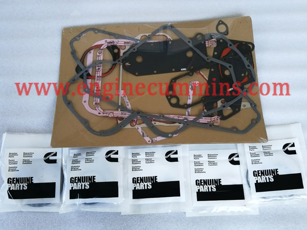 Cummins 3800558 6CT Lower Engine Gasket Kit