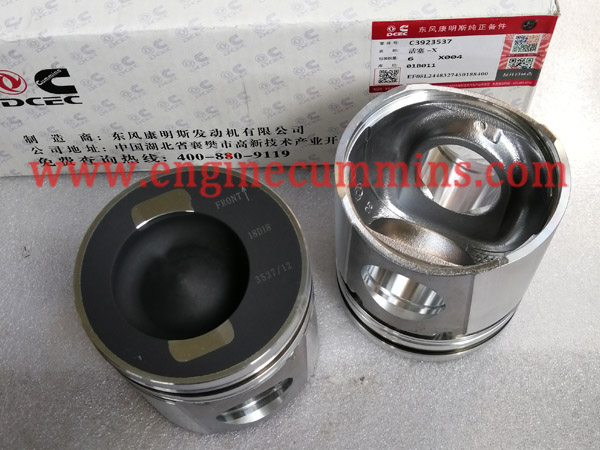 Cummins 3923537 6C Engine Piston
