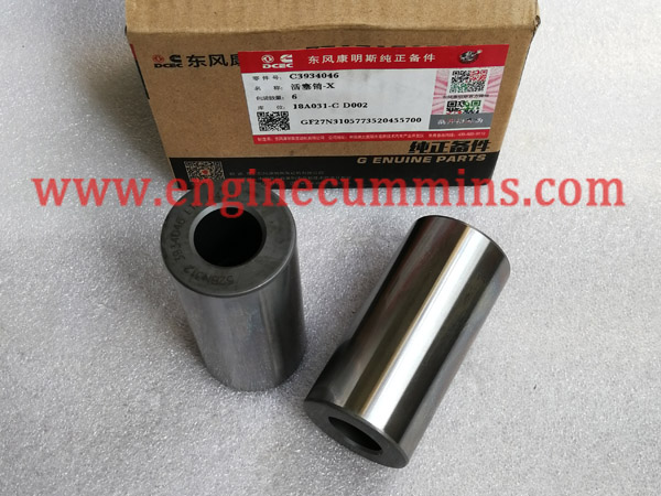 Cummins 3934046 6C Engine Piston Pin