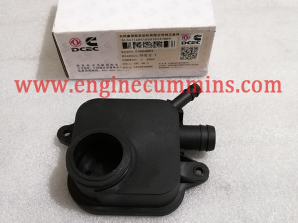 Cummins 3964093 L ISL Breather Housing