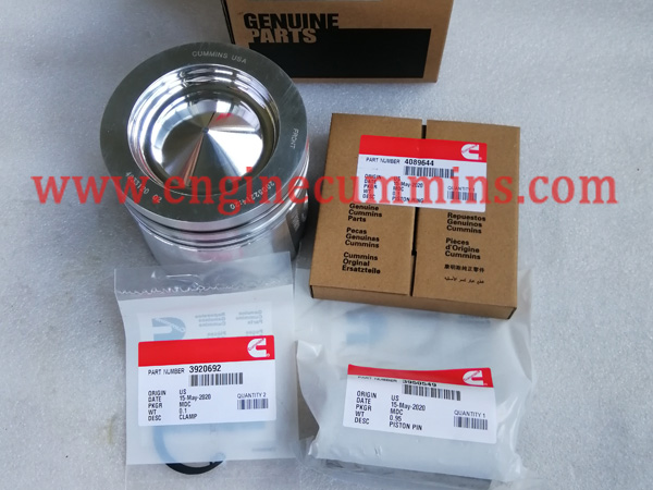 Cummins 4955190 B Engine Piston Kit