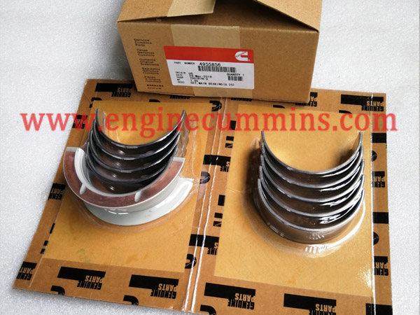 Cummins 4955856 B Series Main Bearing Set