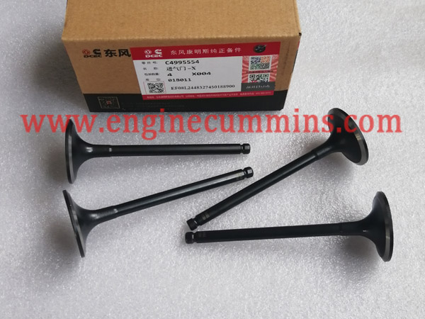 Cummins 4995554 4B Engine Intake Valve