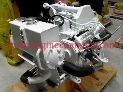 Cummins 4BTA3.9-GM65 Marine Auxiliary Engine