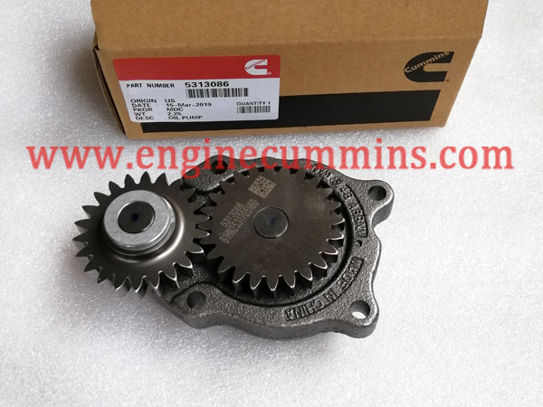 Cummins 5313086 B Series Lubricating Oil Pump