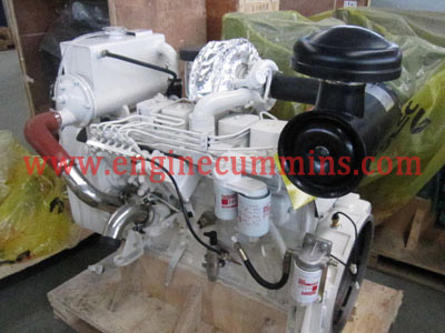 Cummins 6BT5.9-GM100 Marine Auxiliary Engine