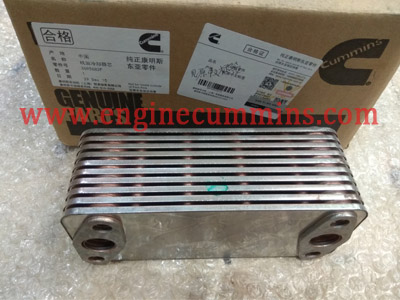 Cummins Bfcec 3695682 Oil Cooler Core