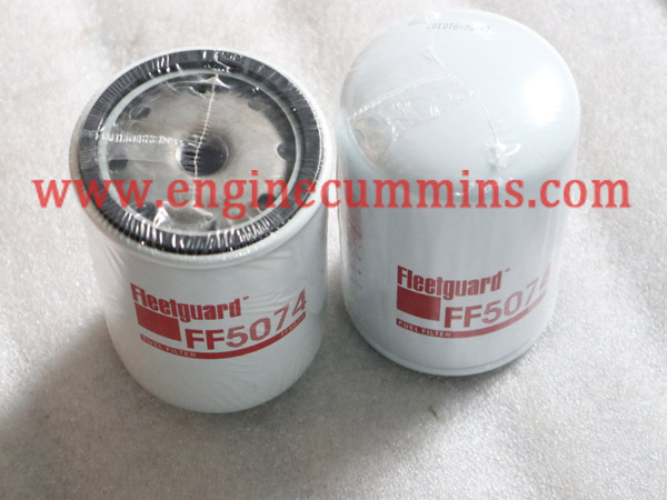 Cummins Fleetguard FF5074 Fuel Filter