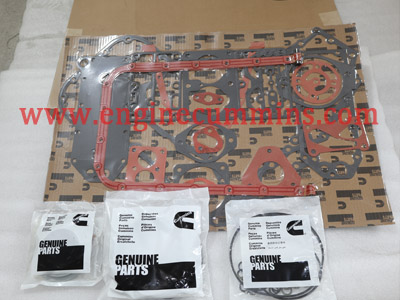 Cummins QSL Lower Engine Gasket Kit 4089979